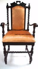 Fabric Carver Chair Chairs