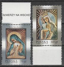 Marienheiligtürmer ;     Mi.Nr. 3753-3754   -    Postfrisch   -   (m59