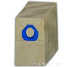 Paper Dust Bags for Nilfisk Vacuum Cleaner Hoover G90 G90A-Vac GM80 GM90 x 15