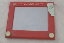 Etch a Sketch #505 Working Red Classic Toy Magic Screen Vintage Toy Ohio Art (2)