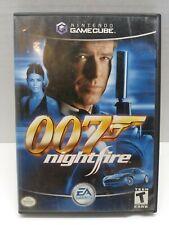 007: NightFire (Nintendo GameCube, 2002) w/ Manual