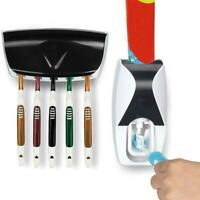Bath Accessories Toothbrush Holder Squeezer Automatic Toothpaste Dispenser Hot
