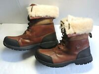 UGG Brown Butte Waterproof Fleece Lined Boots Model 5521 Men's Size 11