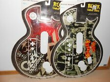 Guitar Hero 3 Nintendo Wii Guitar Skins Motley Crue & Ozzy Osbourne New/Sealed