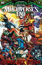 DARK NIGHTS DEATH METAL MULTIVERSE'S END #1 (2020) 1ST PRINTING MAIN CVR ($5.99)