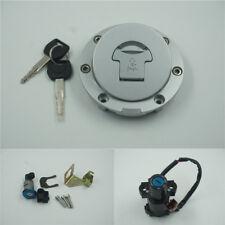 Fuel Gas Tank Cap Key Set For CBR250R 2011-2013CBR300R  15-16 CBR500R 13-15