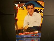Rare Sam Mcquagg Wheels Rookie Thunder Rookie Of The Year 1965 Card #8