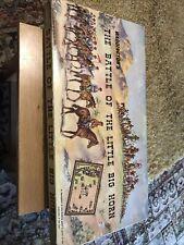 Waddingtons The Battle Of Little Big Horn 1964 Complete