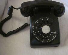 Western Electric 1953 Black Model 500 Telephone