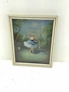 Vintage Retro 50's 60's Ballet Picture Of Nadia Nerina Royal Ballet