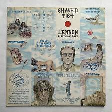 JOHN LENNON - SHAVED FISH * VINYL LP * FREE P&P UK * APPLE PRECORDS PCS 7173 *