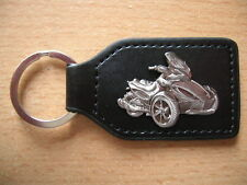 Keyring Can-Am Spyder ST-S Relief Badge Motorcycle Art. 1252 Tricycle