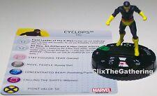 CYCLOPS 021 Uncanny X-Men Marvel HeroClix