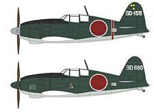Hasegawa 1/72 Mitsubishi J2M3 Raiden (Jack) Type21 302nd Flying Group Part2 Kit