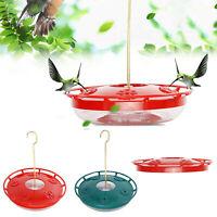 Creative Bird Feeder Outdoor Feeders Hanging Hummingbird Feeding Water Garden