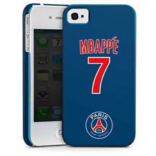 Apple iPhone 4 Premium Case Cover - Mbappe - Trikot
