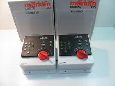 Märklin digital 2x 6035 Control 80 Tastenfeld + Leuchtdioden geprüft #1