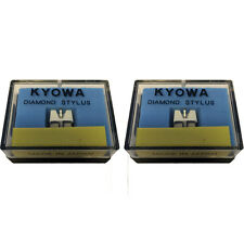 Pair (2x) KYOWA Replacement Stylus / Styli for Stanton 500/505