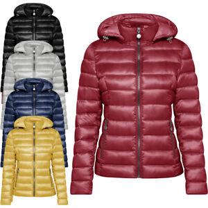 Piumino donna ARTIKA Ionic Jacket N1106 cappuccio giubbotto giacca invernale