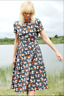 NEW RRP £65.95 Ex Seasalt Stepping Stone Dress                            (B166)