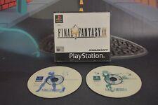 Final Fantasy IX (Playstation PSX 2001) 2/4 Discos