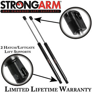 Qty 2 Strong Arm 6463 Fits Chevy Traverse 2009 to 2017 Liftgate Lift Supports