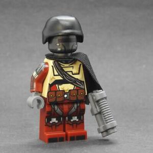 Custom Star Wars minifigures HK 87 Mandalorian s2 lego brand bricks
