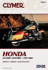 1997 1998 1999 2000 2001 2002 2003 Honda GL1500C Valkyrie Repair Manual M4622