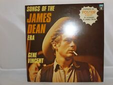 Gene Vincent ‎– Songs Of The James Dean Era    Capitol Records ‎– 3C 054 - 82021