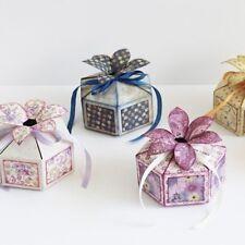 Candy Box Cutting Dies Stencil Scrapbook Album Paper Card Embossing Craft