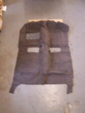 FORD CUSTOM, PARK LANE, MERCURY MONTCLAIR 61-64 2 DOOR SEDAN CHARCOAL  CARPET