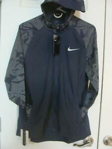 Women's Nike AQ4743 471 Essential Flash Reflective Running Jacket Size XS, S, M