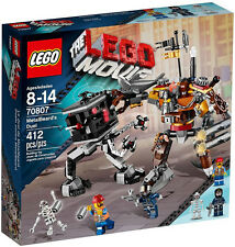 THE LEGO Movie 70807 : Metal Beard's Duel Set New In Box Sealed #70807