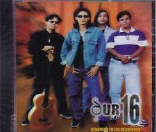 Sur 16 Atrapado en los Recuerdos CD New Nuevo Sealed