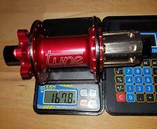 Tune Dezibel ★nur 167 Gramm★ Hinterrad-Nabe Disc rear hub Carbon Prince Kong
