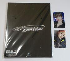 THE BOYZ Breaking Dawn FC Limited Edition JAPAN CD+Booklet+2Photo Card