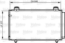 Kondensator, Klimaanlage für Klimaanlage VALEO 814210