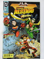 JLA Special Young Justice Nr. 7 Zustand 1-