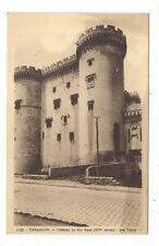 tarascon  château du roi rené