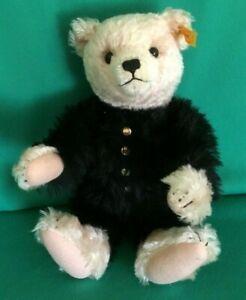 Steiff Bear - Classic Teddy Rose & Black - 028304 with growler