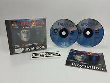 Drácula 2: el último santuario-PS1 (Playstation 1) COMPLETA (PAL) Black Label