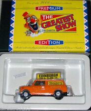 CORGI CLASSICS PREMIUM 1/43 Mini Van - Billy Smarts Circus - CC02001