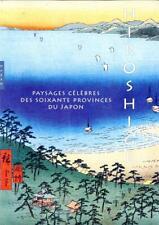 Hiroshige Paysages célèbres des soixante provinces du Japon - Hazan