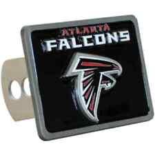 ATLANTA FALCONS NFL Class II/III Pewter Trailer Hitch Cover