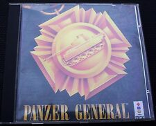 Panzer General. 3DO Console.Game.