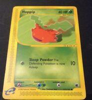 Pokemon Cards - Hoppip #112/165 Expedition Base Set [NM+] (2002)