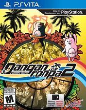 DanganRonpa 2: Goodbye Despair [Sony PlayStation Vita PSV, Mystery Suspense] NEW
