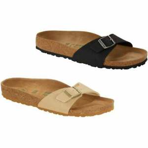 Birkenstock Madrid Vegan Womens Sandal in Various Colours and Sizes