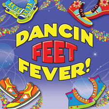 Kimbo Educational Dancin' Feet Fever CD