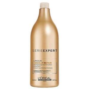 L'Oreal Professional Paris Serie Expert Lipidium Absolut Repair Shampoo -1500 ml